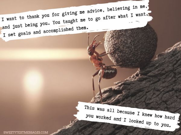 Las mejores notas de agradecimiento para su jefe 2
