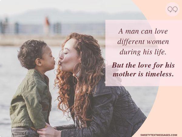 Citas de Madre e Hijo Amorosos con un profundo significado 3