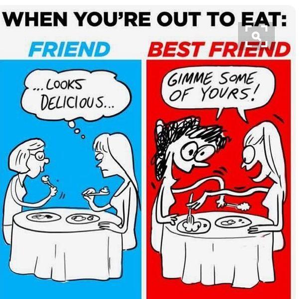 Funny Best Friend Memes [Noviembre 2019] 2