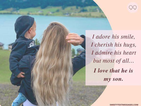 Citas de Madre e Hijo Amorosos con un profundo significado 12
