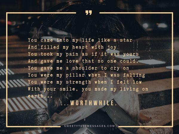 Poemas románticos sobre el amor para ella - Sorprende el texto de tu amor 2