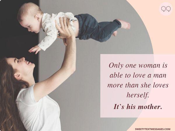 Citas de Madre e Hijo Amorosos con un profundo significado 4