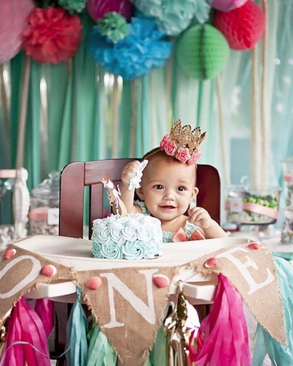 Feliz 1er Cumpleaños Citas y Deseos 8