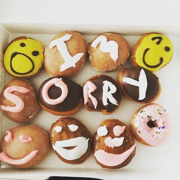 Lo siento, citas para el texto o el DM de tu novia 9