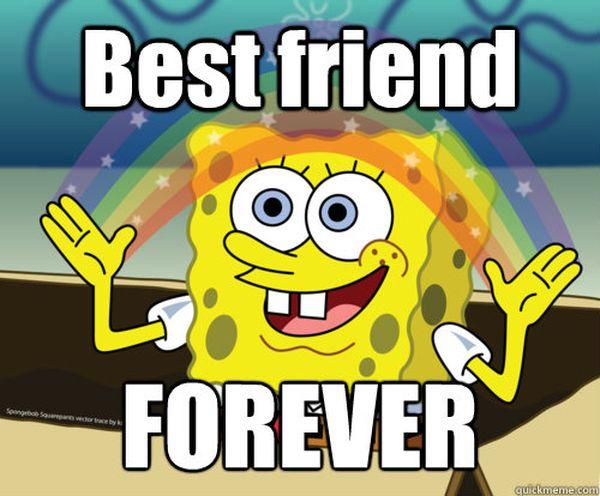 Funny Best Friend Memes [Noviembre 2019] 24