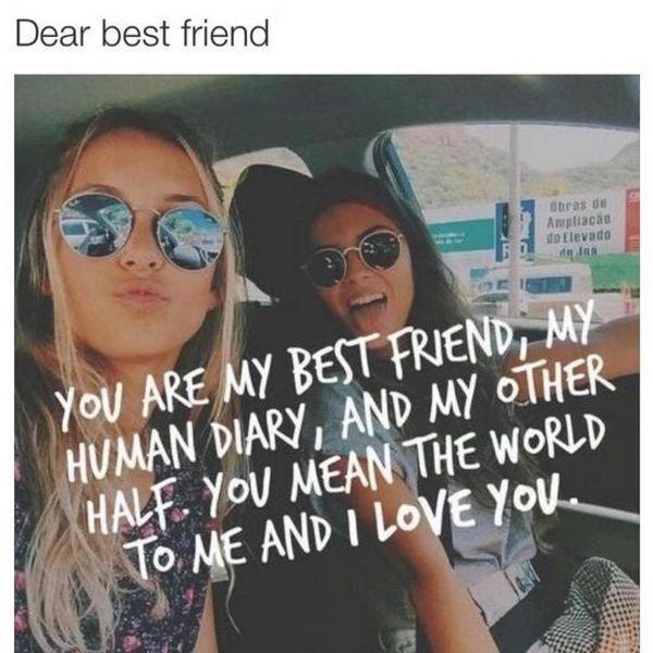 Funny Best Friend Memes [Noviembre 2019] 27