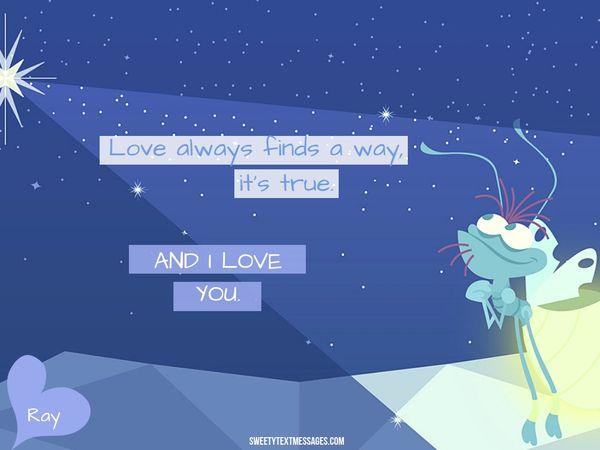 Las mejores citas de amor de Disney para Instagram 7
