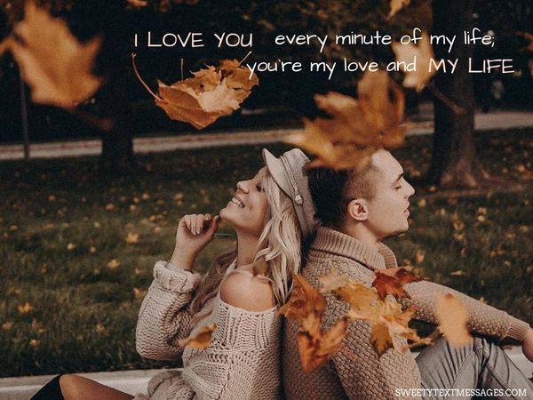 Eres mi mundo Citas, eres mi todo 9