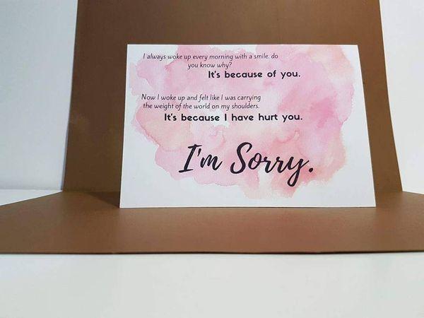 Lo siento, citas para el texto o el DM de tu novia 4