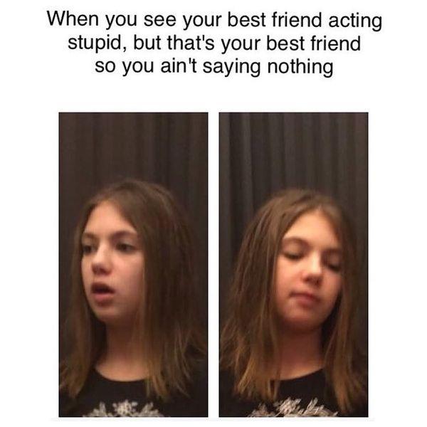 Funny Best Friend Memes [Noviembre 2019] 4
