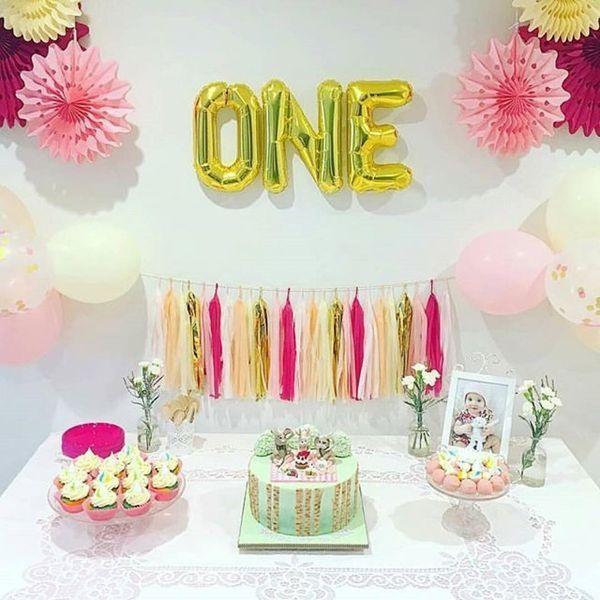 Feliz 1er Cumpleaños Citas y Deseos 4