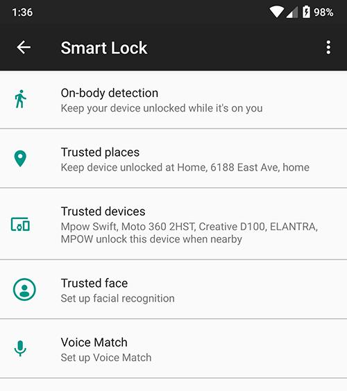 Cómo desbloquear su teléfono Android [noviembre de 2019] 10