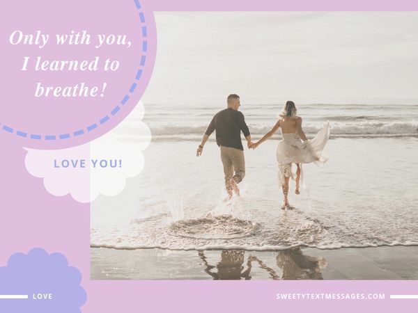 61 Mensajes de texto románticos y de amor para ella 10