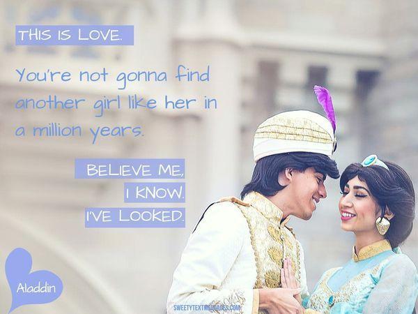 Las mejores citas de amor de Disney para Instagram 10