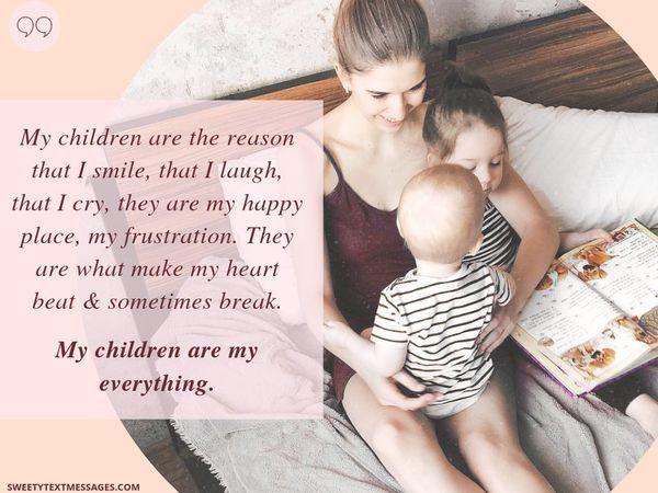 Citas de Madre e Hijo Amorosos con un profundo significado 11