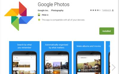 Cómo contar las fotos en Google Photos y otros trucos fotográficos 1