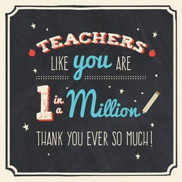 Nota de agradecimiento a la maestra de Grateful Parent 15