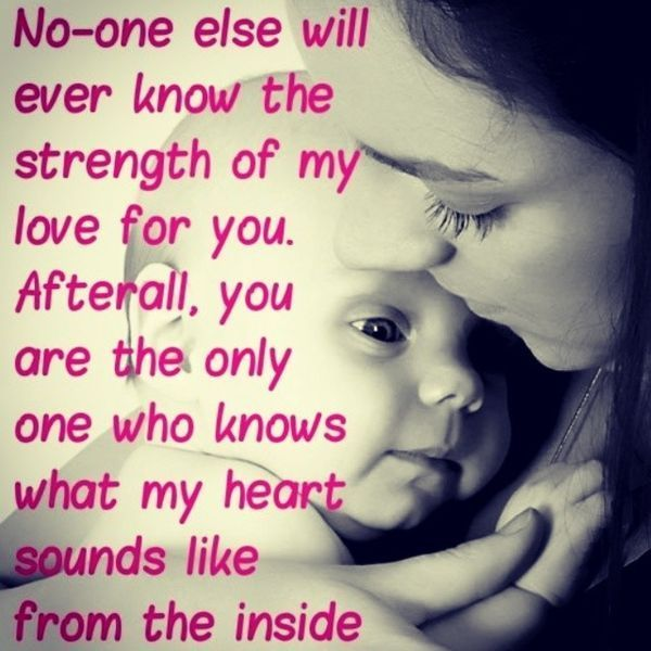 Citas de Madre e Hijo Amorosos con un profundo significado 27