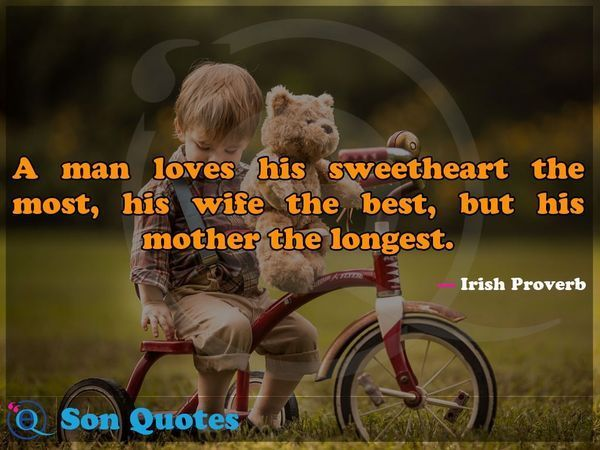 Citas de Madre e Hijo Amorosos con un profundo significado 26