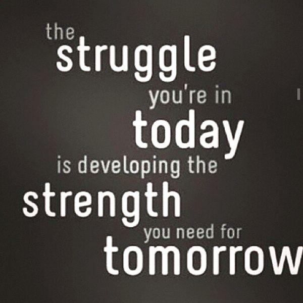 Mantén las citas fuertes para enviar un mensaje a alguien que necesita inspiración 9