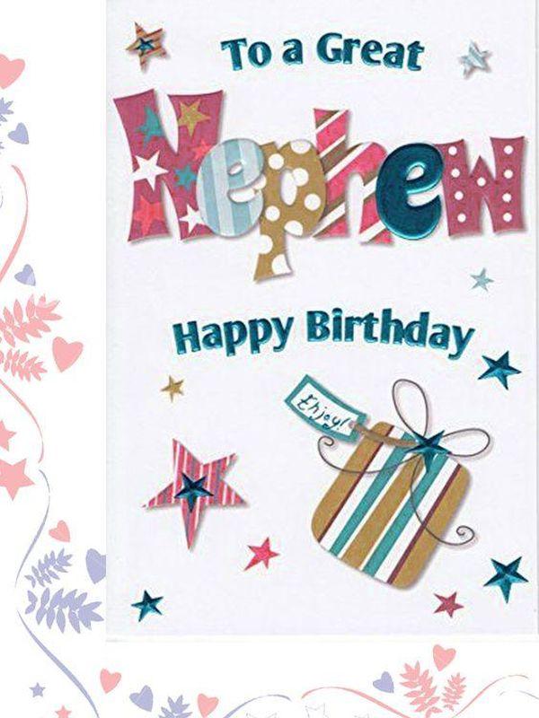 Feliz cumpleaños para el sobrino 7