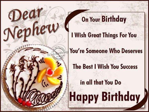 Feliz cumpleaños para el sobrino 3