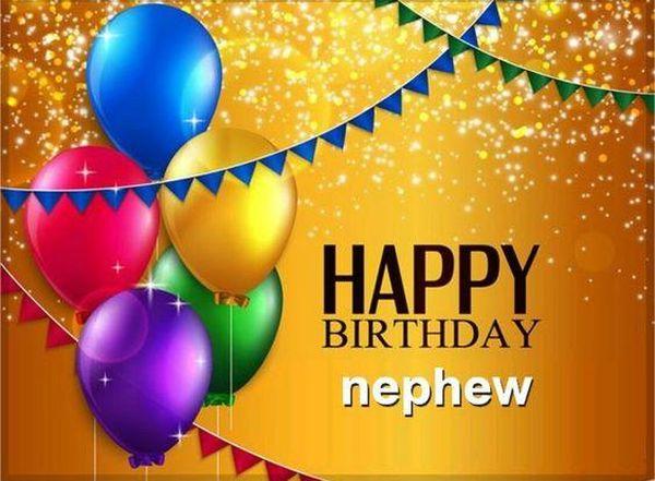 Feliz cumpleaños para el sobrino 6