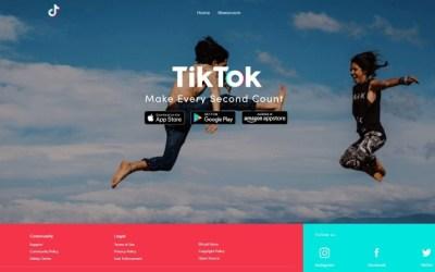 Cómo añadir una banda sonora en Tik Tok 1
