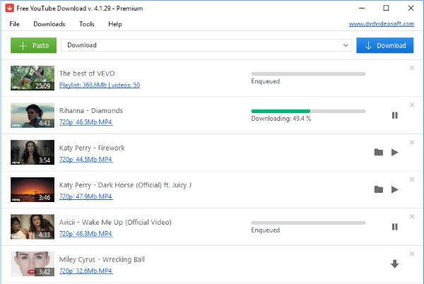 Cómo descargar y convertir vídeos de YouTube a MP4 1
