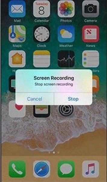 Cómo grabar en secreto en el iPhone 3