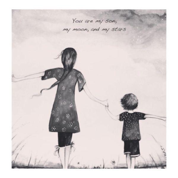 Citas de Madre e Hijo Amorosos con un profundo significado 22