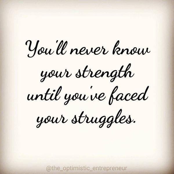 Mantén las citas fuertes para enviar un mensaje a alguien que necesita inspiración 3