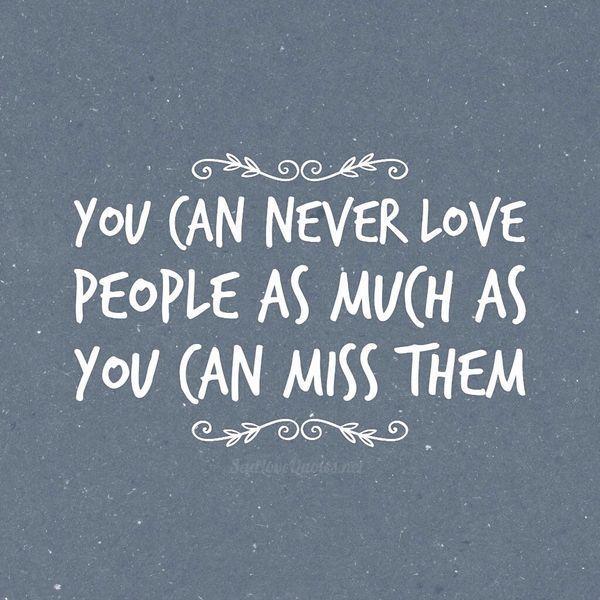Tristes citas sobre la vida y el amor 12