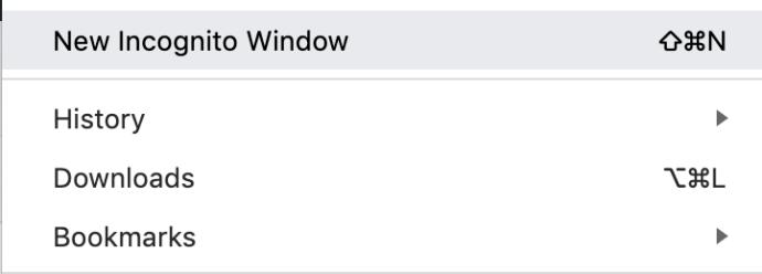 Cómo desactivar Incógnito en Chrome 2