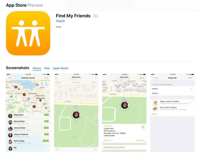 Cómo falsificar su ubicación en Find My Friends 2