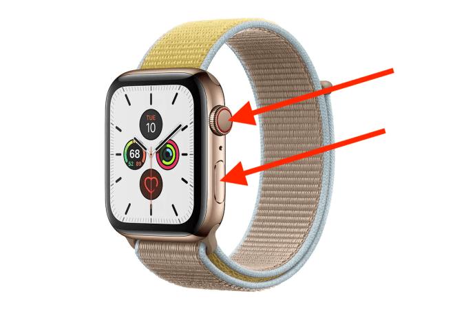 Cómo hacer una captura de pantalla en el reloj de Apple [octubre de 2019] 4