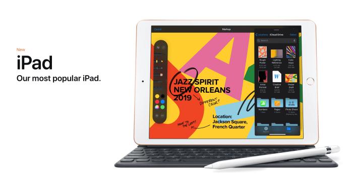 ¿Cuál es el nuevo iPad que está disponible en este momento? [Enero 2020] 5