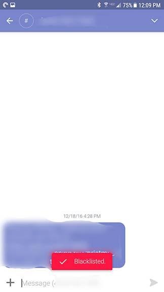 Cómo bloquear un número y las llamadas de spam en Android [Noviembre 2019] 10