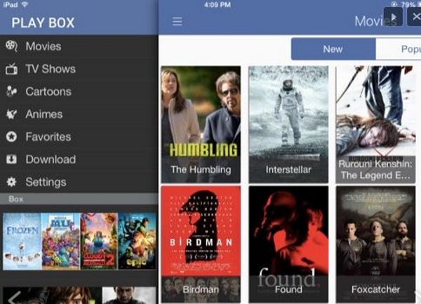 10 Grandes Alternativas para el Showbox [Enero 2020] 4