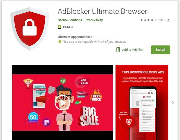 Los mejores bloqueadores de YouTube para Android 9