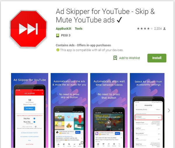 Los mejores bloqueadores de YouTube para Android 13