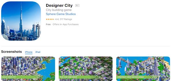 Los mejores Juegos de Construcción de Ciudades para el iPhone [diciembre de 2019] 6