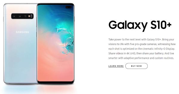 ¿Cuál es el nuevo teléfono de Samsung que está disponible en este momento? [Diciembre 2019] 3
