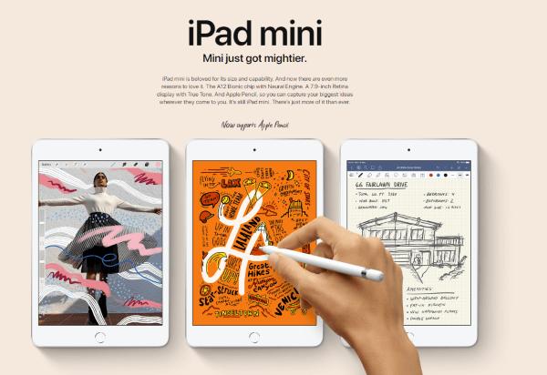 ¿Cuál es el nuevo iPad que está disponible en este momento? [Enero 2020] 6