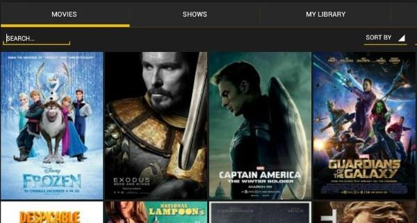 Las mejores aplicaciones para ver televisión en vivo en su TV Fire Stick de Amazon [octubre de 2019] 13