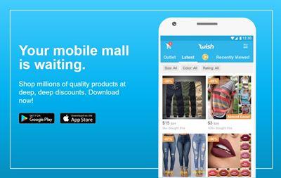 Cómo eliminar PayPal de la Wish App 2