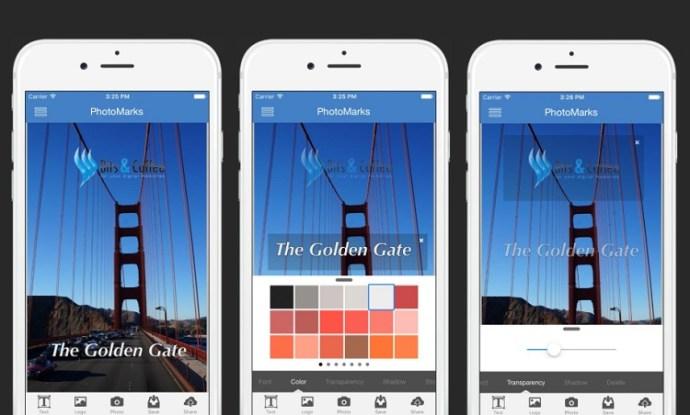 Cómo añadir marcas de fecha y hora a las fotos en el iPhone 2