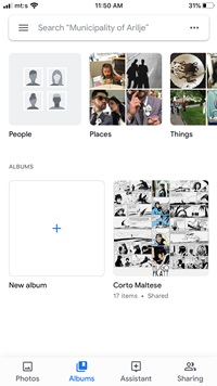 Buscar fotos subidas recientemente en Google Photos 3