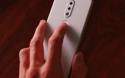 Cómo añadir una huella dactilar en Android 1