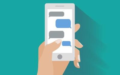 Cómo reenviar un mensaje de texto en Android 1